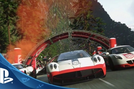 DRIVECLUB - All Action Trailer | PS4 - YouTube