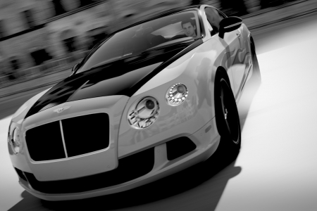 B&W Bentley