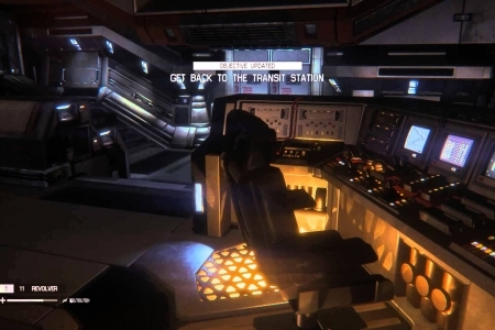 Avoiding crazy androids and homicidal people in Alien: Isolation PC - YouTube