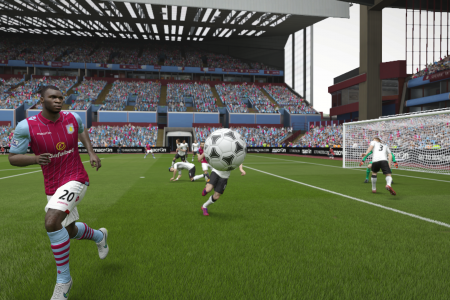 some fifa  villa love some one has to
