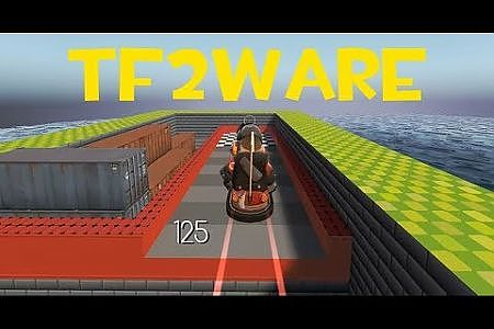 Playing TF2Ware