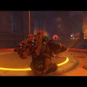 It's a Winston POTG, but it's also High Noon