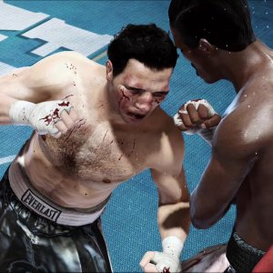 Raging Bull Vs Ray Orbinson [Fight Night Champion]