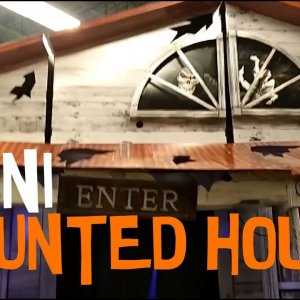 Mini Haunted House
