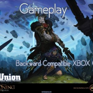 Kingdoms of Amalur: Reckoning Running on XBOX ONE X Backward Compatible