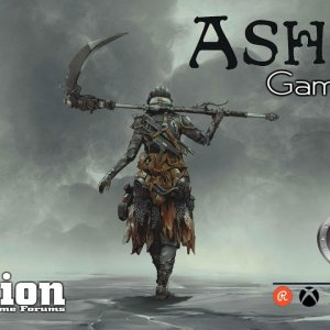Ashen Game-play on XBOX ONE X